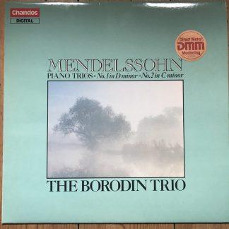ABRD 1141 Mendelssohn Piano Trios / Borodin Trio