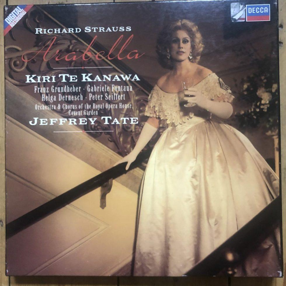 417 623-1 Richard Strauss Arabella / Kiri Te Kanawa
