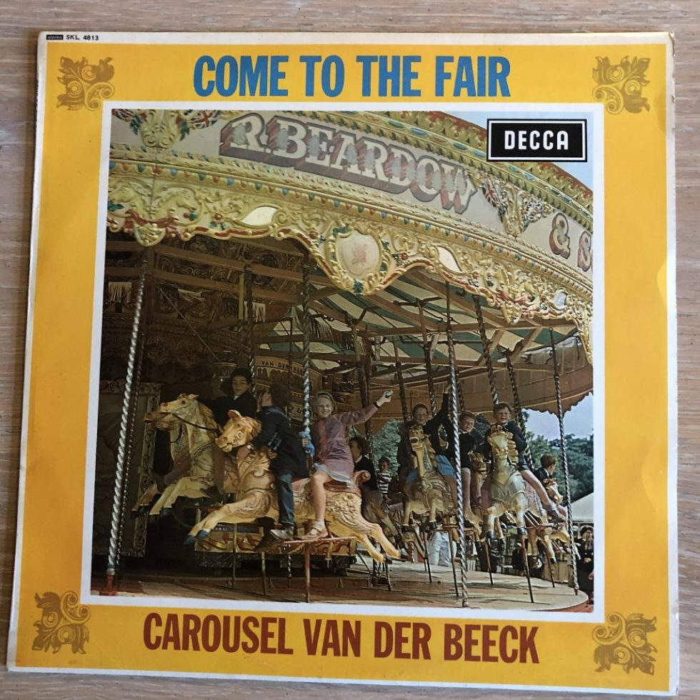 SKL 4813 Come To The Fair / Carousel Van Der Beeck