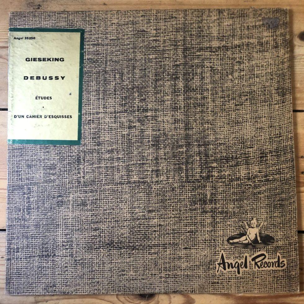 ANG 35250 Debussy Etudes
