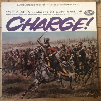 ST 1270 Felix Slatkin conducting the Light Brigade