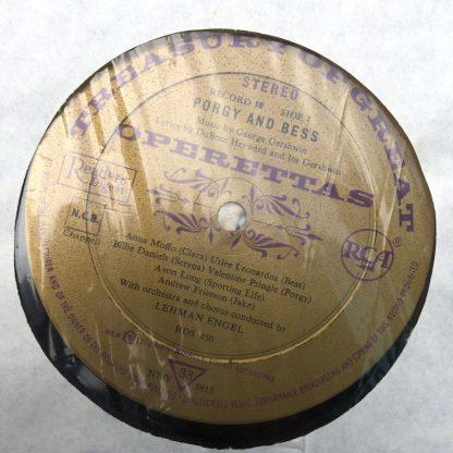 RDS 441-452 Treasury of Great Operettas 12 LP BOX SET