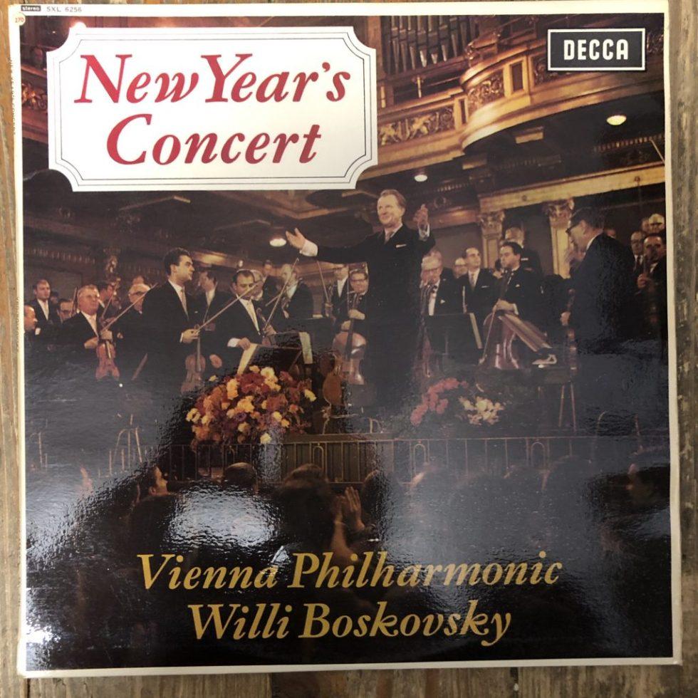 SXL 6256 New Year's Concert / Boskovsky