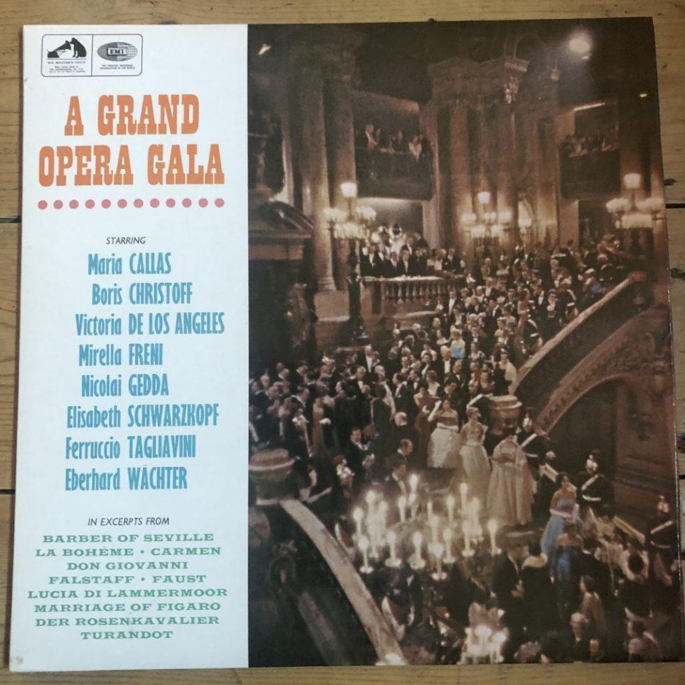 ASD 2324 A Gand Opera Gala / Callas / Chistoff / De Los Angeles