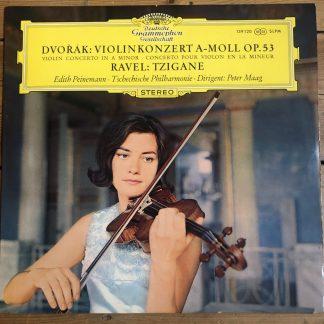 139 120 Dvorak Violin Concerto / Ravel Tzigane / Edith Peinemann