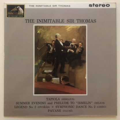 ASD 518 The Inimitable Sir Thomas Beecham / RPO / ONRF W/G