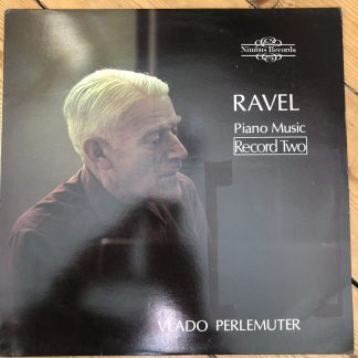 Nimbus 2101 Ravel Piano Works Rec. 2 Miroirs / Perlmuter