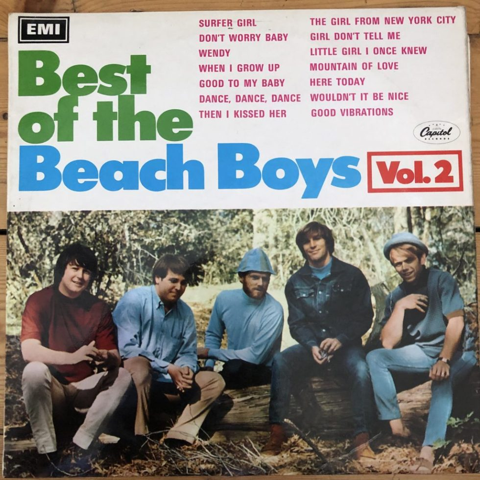ST 20956 The Best Of The Beach Boys Vol. 2