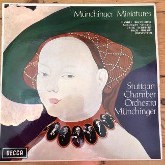 SXL 6296 Miniatures / Munchinger W/B
