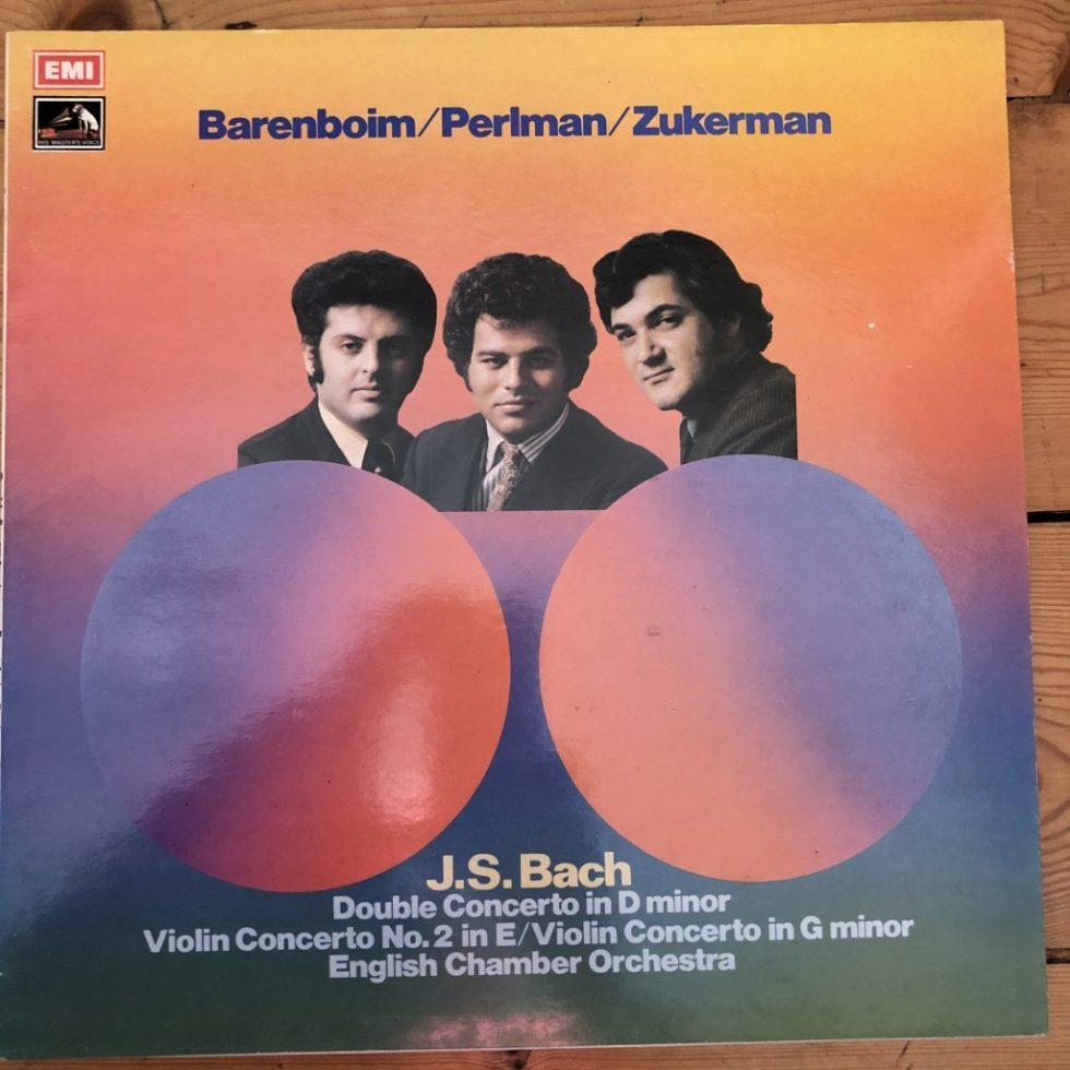 ASD 2783 Bach Violin Concertos