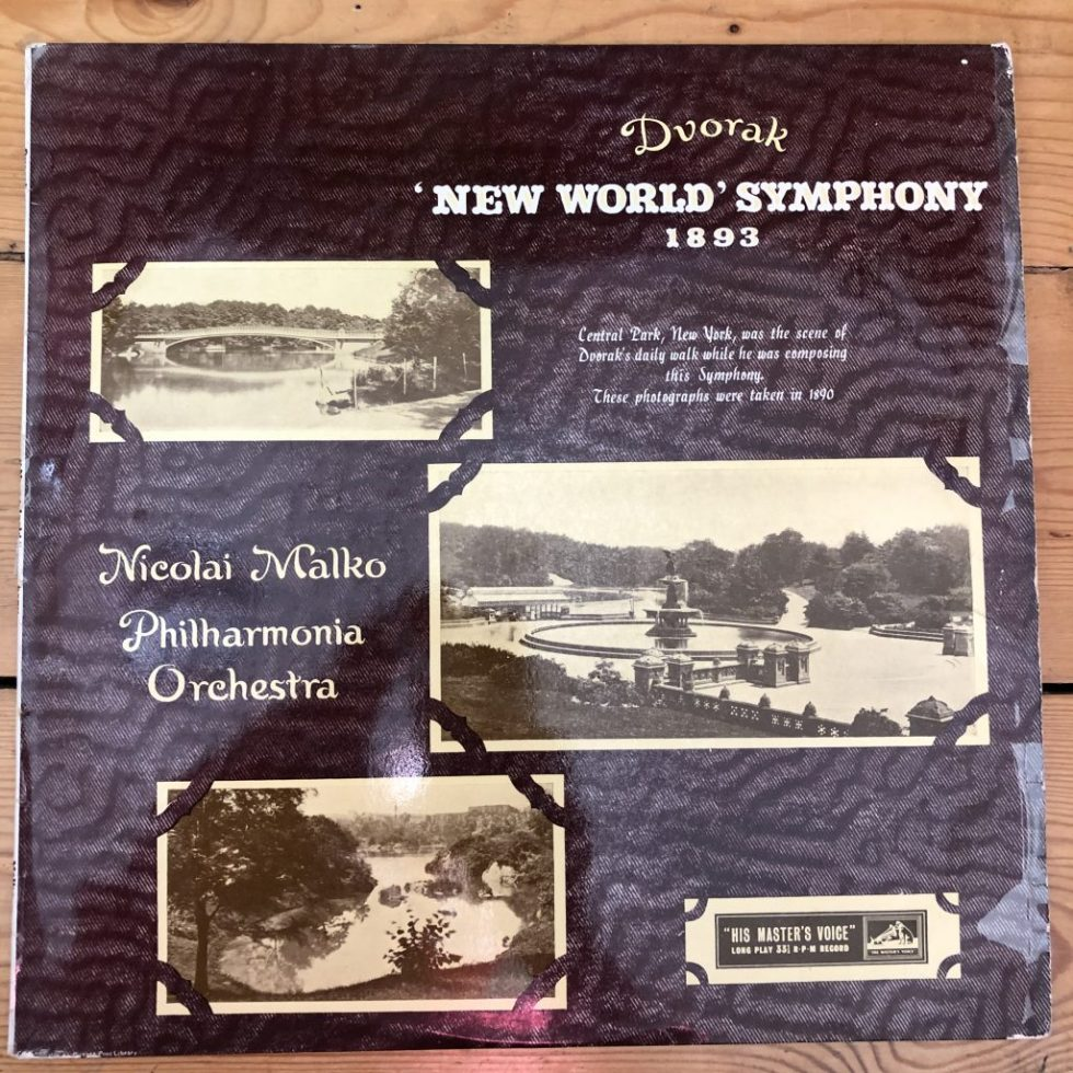 "CLP 1125 Dvorak Symphony No. 5 ""New World"""