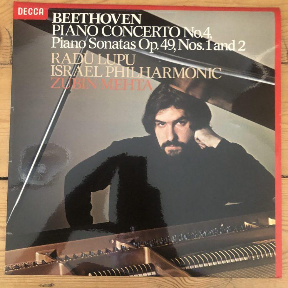 SXL 6886 Beethoven Piano Concerto No.4