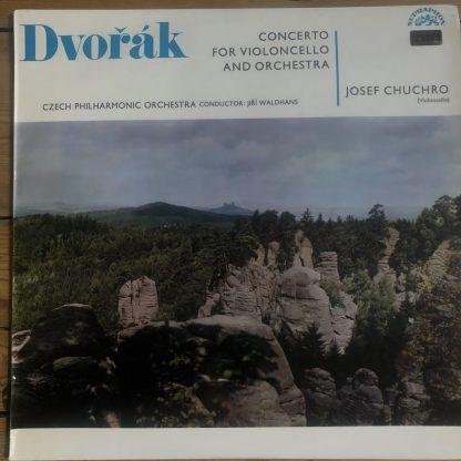 SUA ST 50667 Dvorak Cello Concerto