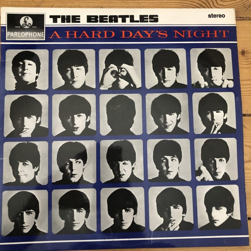 PCS 3058 The Beatles A Hard Day's Night