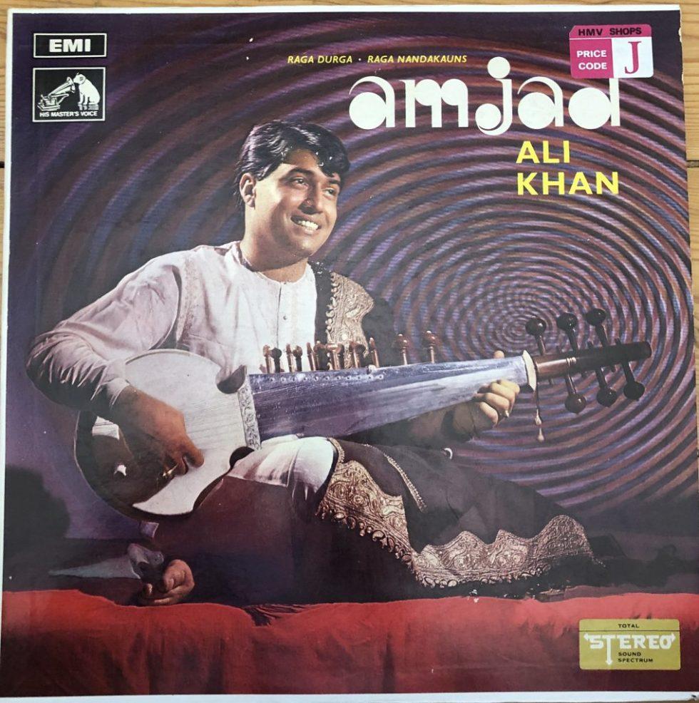 EASD 1348 Amjad Ali Khan