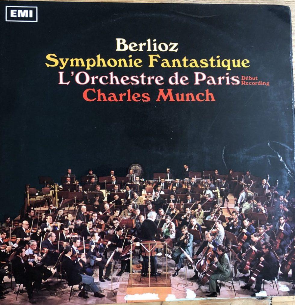 ASD 2342 Berlioz Symphonie Fantastique
