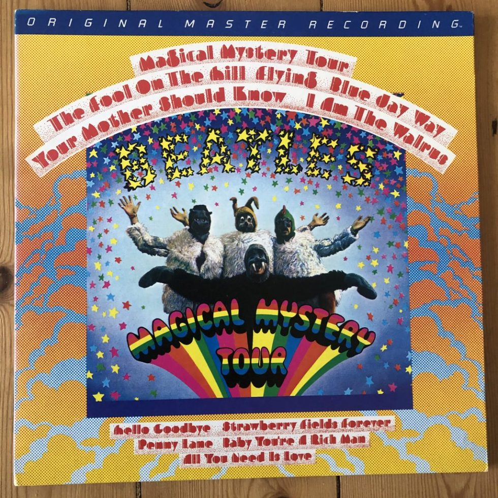 MFSL 1-1023 Magical Mystery Tour
