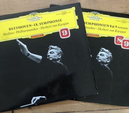 138 807/8 Beethoven Symphonies 8 & 9