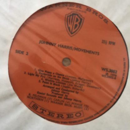 WS 3002 Johnny Harris Movements