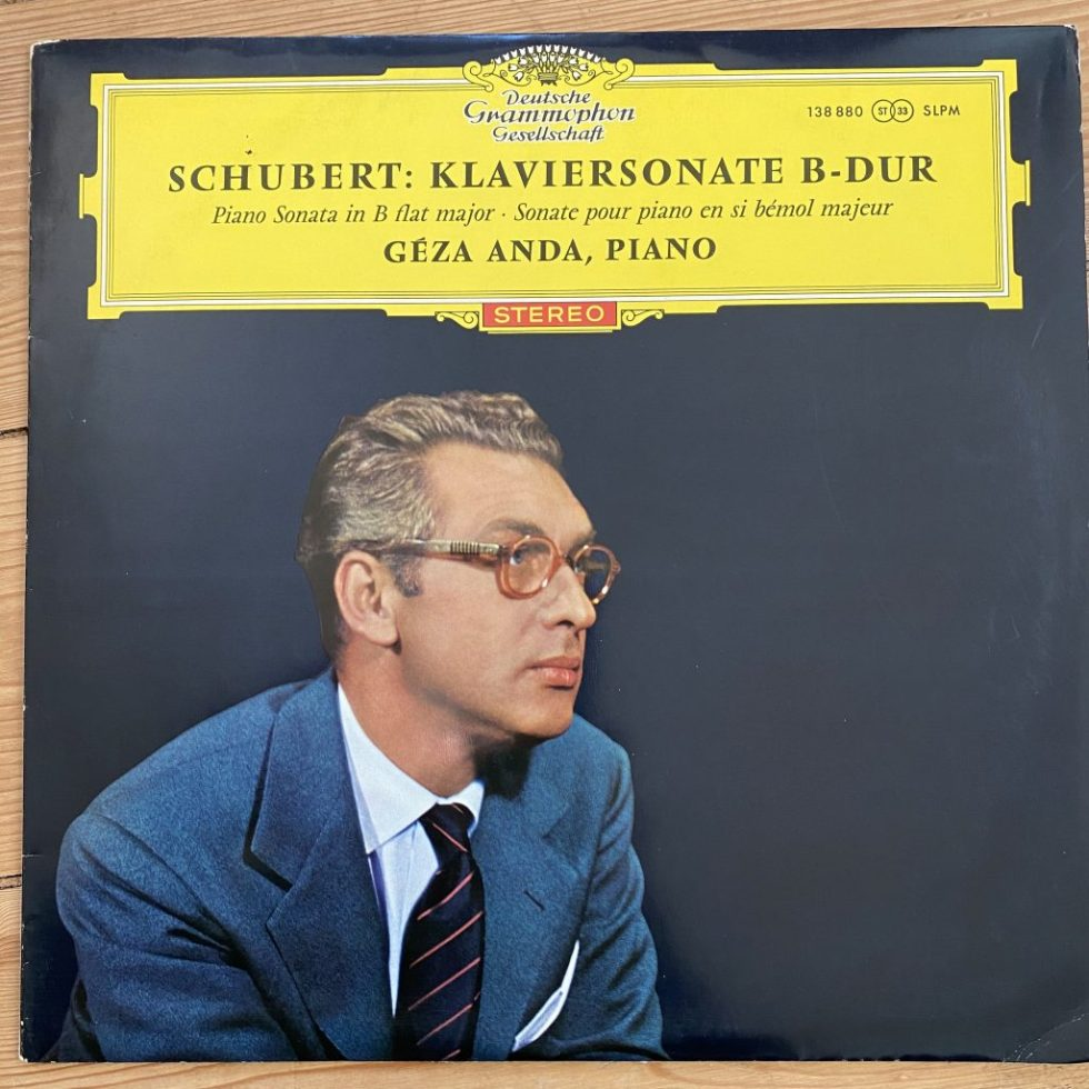 138 880 Schubert Piano Sonata in Bb