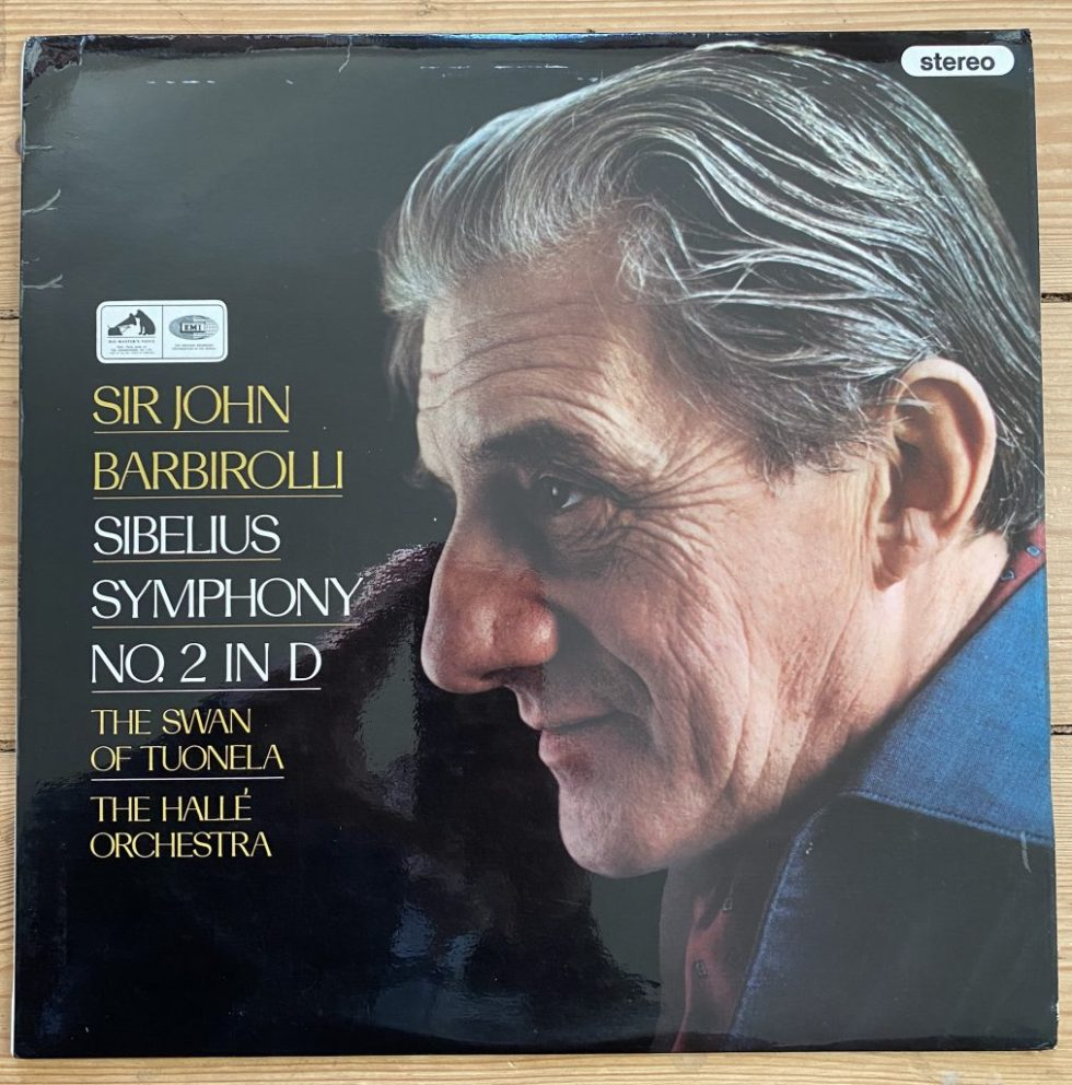 ASD 2308 Sibelius Symphony No. 2 etc. / Barbirolli S/C