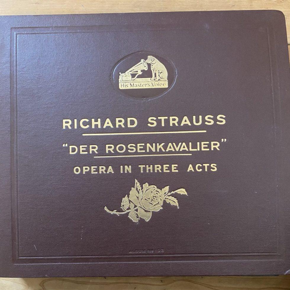 DB 7547/59 Strauss Der Rosenkavalier / Heger