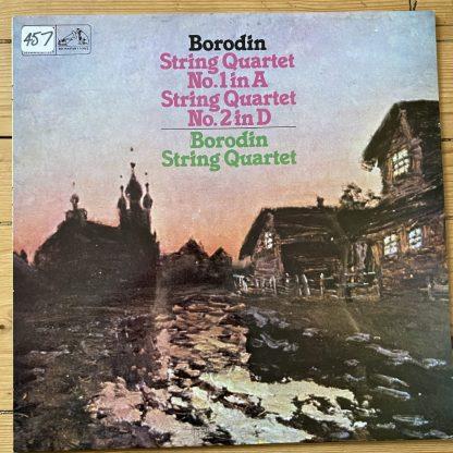 ASD 4100 Borodin String Quartets 1 & 2 / Borodin String Quartet