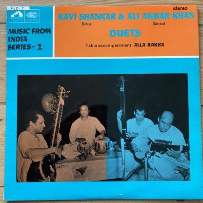 ASD 2304 Music from India No. 2 / Ravi Shankar / Ali Akbar Khan S/C