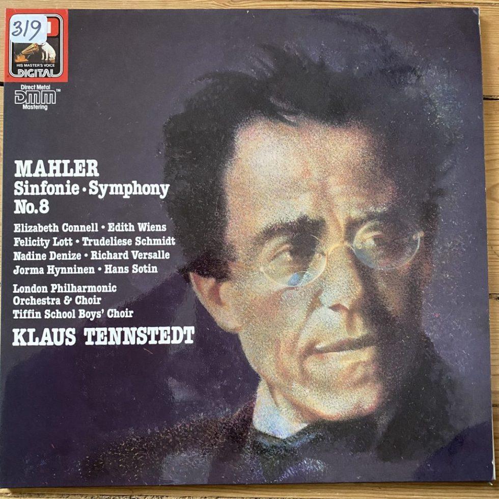 EX 27 0474 3 Mahler Symphony No 6 / Tennstedt / LPO