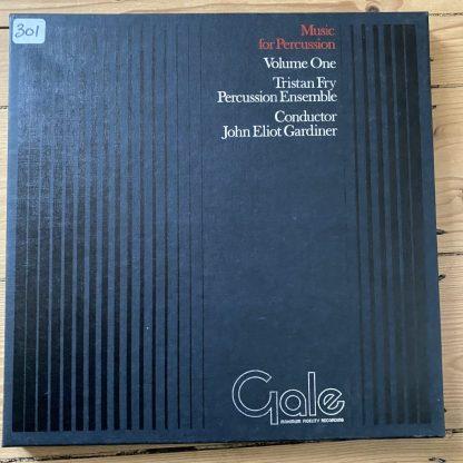 GMFD 1-76-004 Music for Percussion Volume 1