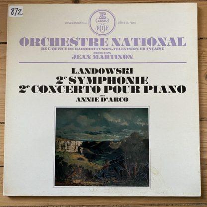 STU 70560 Landowski Symphony No. 2