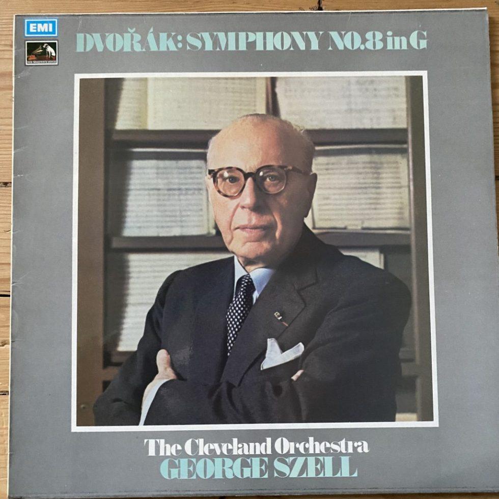 ASD 2653 Dvorak Symphony No. 8 / Szell / Cleveland Orchestra