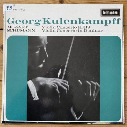 GMA 99 Mozart / Schumann Violin Concertos