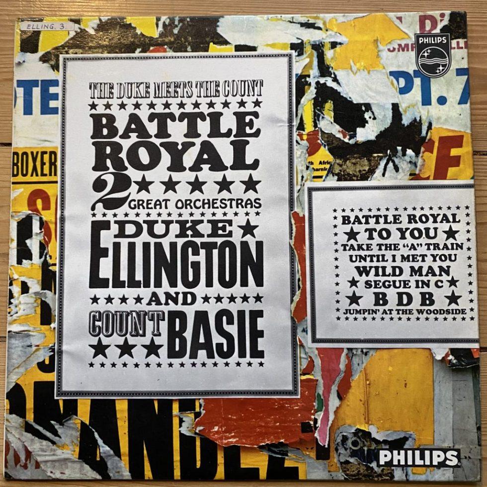 BBL 7529 Duke Ellington & Count Basie