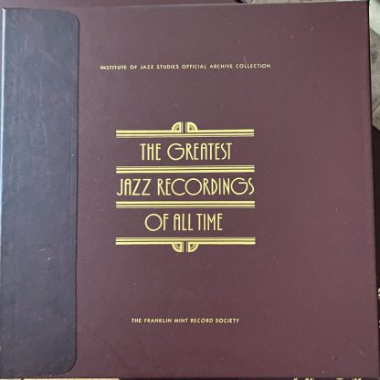 Franklin Mint 'The Greatest Jazz Recordings Of All Time'