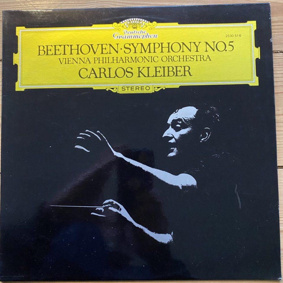 2530 516 Beethoven Symphony No. 5 / Carlos Kleiber / VPO