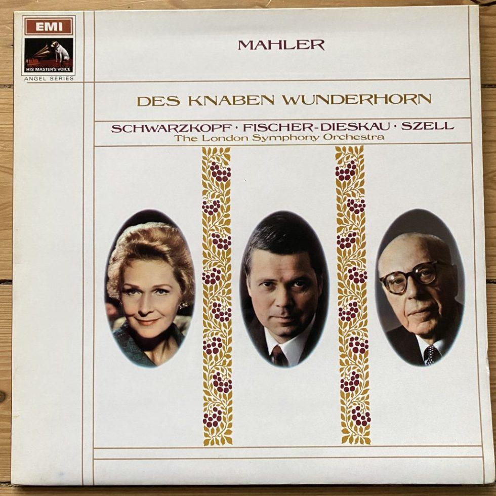 SAN 218 Mahler Das Knaben Wunderhorn