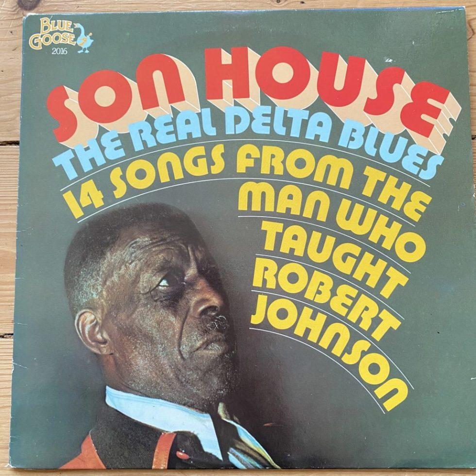 BG 2106 Son House The Real Delta Blues