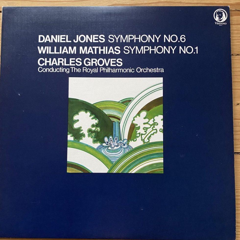 TPLS 10323 Daniel Jones Symphony No. 6