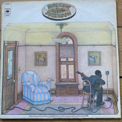 CBS 64102 Robert Johnson King Of The Delta Blues
