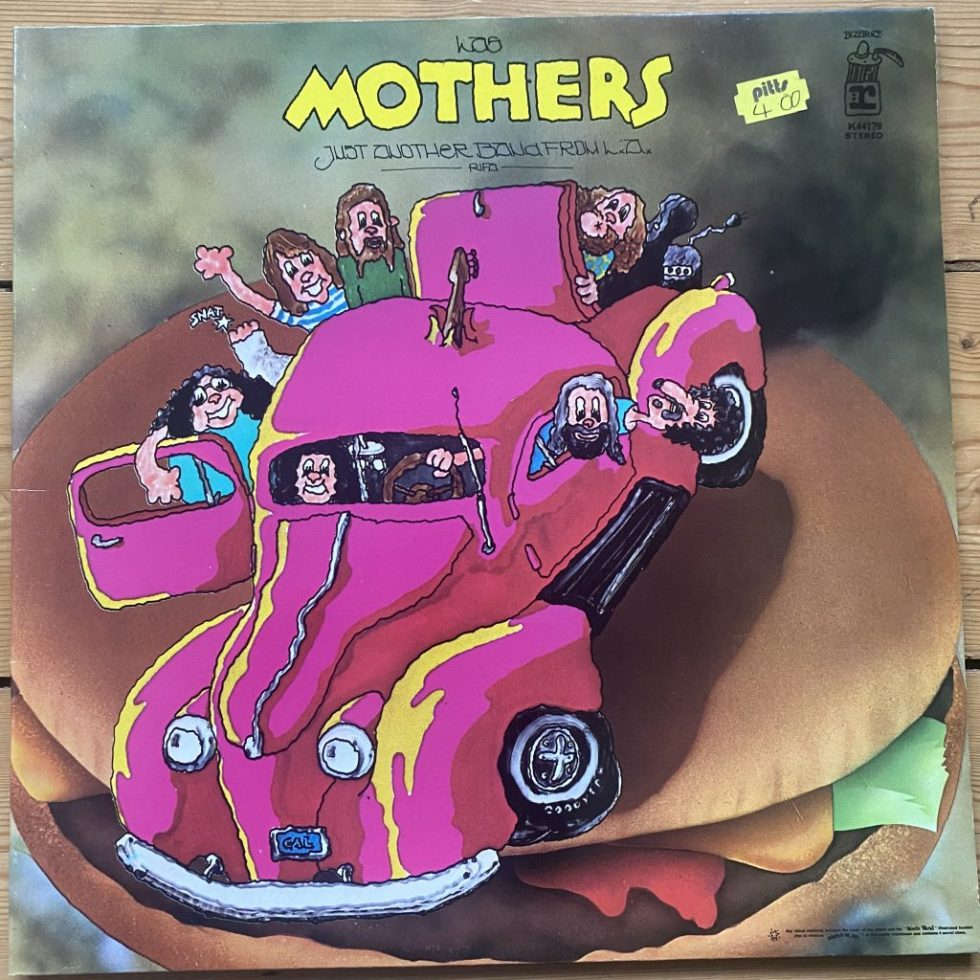 K44179 The Mothers - Just Another Band From L.A