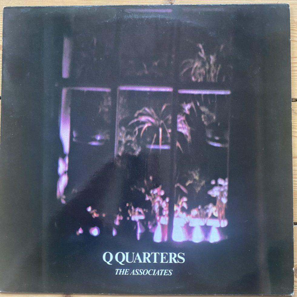 """SIT 4T The Associates Q Quarters 12"""" 45"""