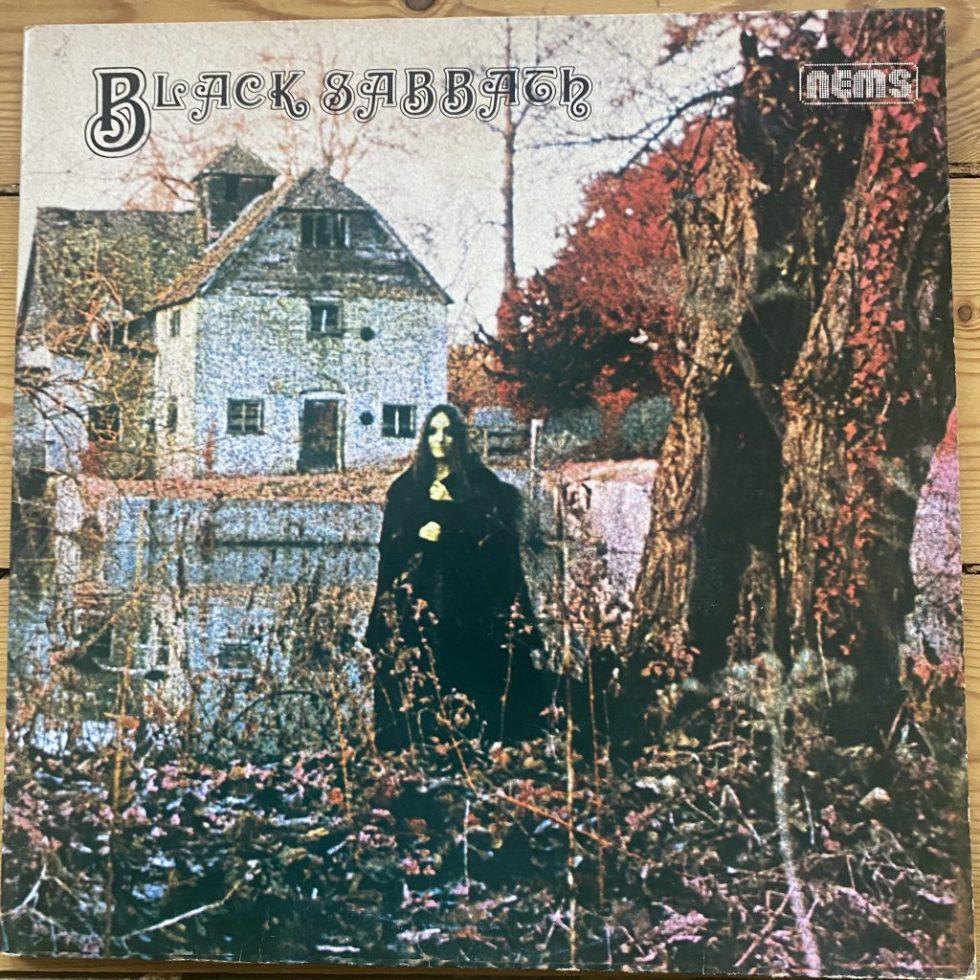 NEL 6002 Black Sabbath - Black Sabbath