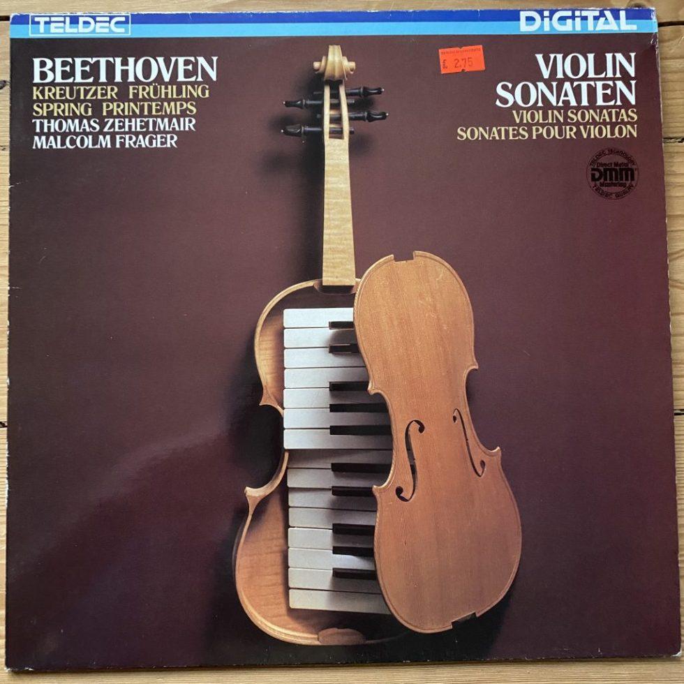 6.43251 Beethoven Violin Sonatas / Thomas Zehetmair / Malcolm Frager