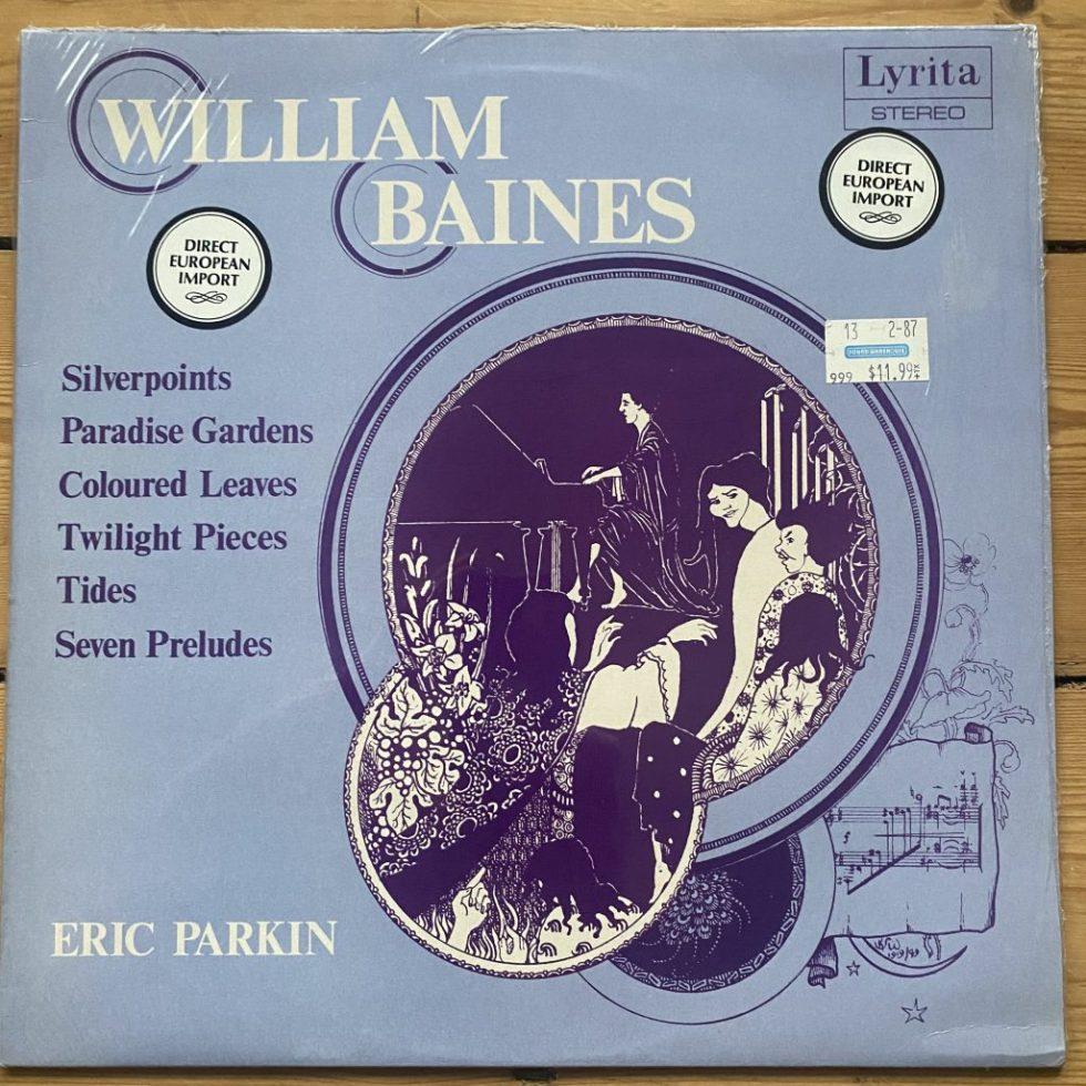 SRCS 60 Baines Silverpoints etc. / Eric Parkin