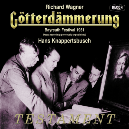 SBTLP 6175 Wagner Götterämmerung / Hans Knappertsbusch