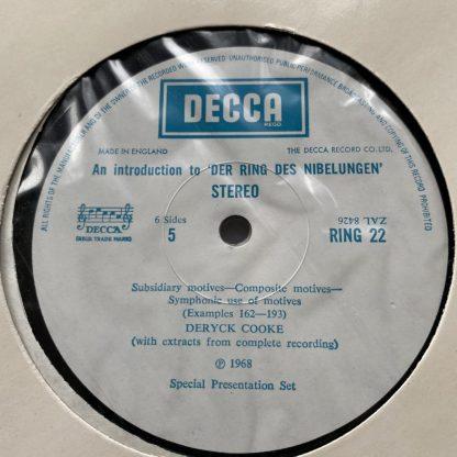 Beethoven Symphonies / Karajan Ltd. Edition Signed 9 LP box