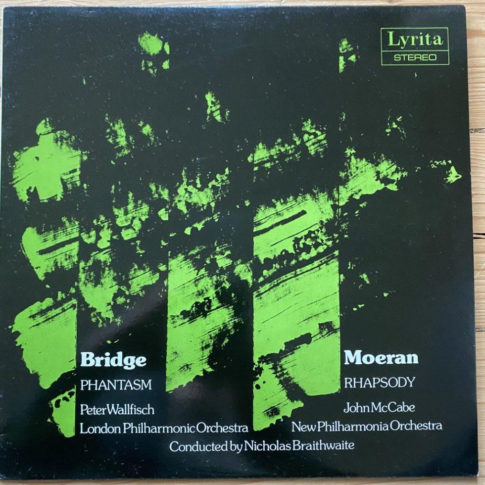 SRCS 91 Bridge Phantasm / Moeran Rhapsody / Peter Wallfisch / John McCabe