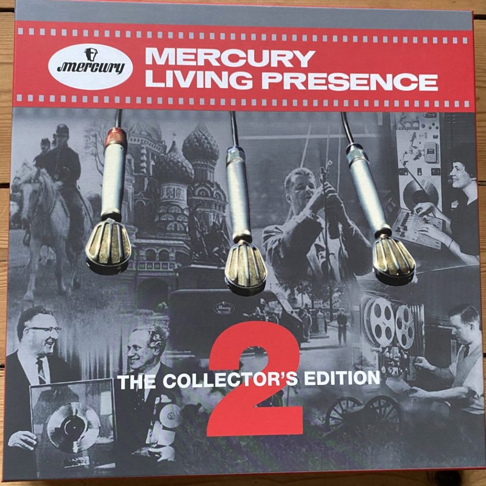 478 5256 Mercury Living Presence - The Collector's Edition