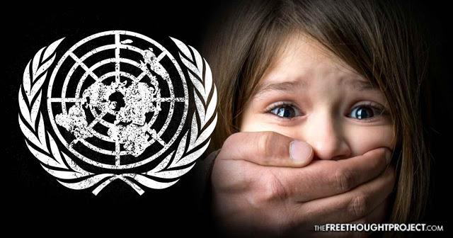 Un rapport révèle que l'ONU emploie 3 300 pédophiles, responsables de 60 000 viols au cours des 10 dernières années, la réalité semble bien pire encore